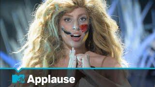 Download lagu Lady Gaga Performs 'Applause' at the 2013 VMAs   MTV Music