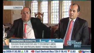 CNBC Peru Interview 1 (17.04.2012)