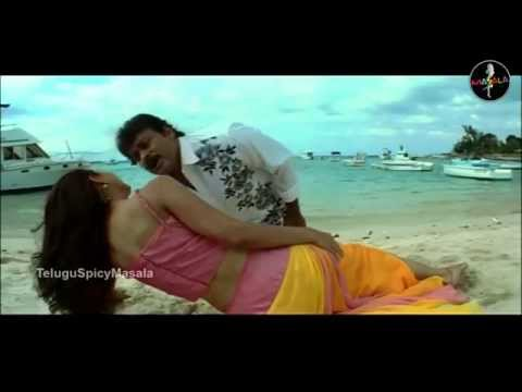 Bhoomika Hot Navel Press And Show video