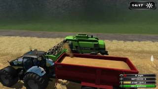 farming, landwirtschafts, tractor, traktor, zetor, simulator, 2011, ls, 11, ls11, courseplay, course, play, pathtractor, path, mod, mods, game, gameplay, 1280, 720, hd, video, high, definition, driving, video game