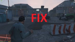 How To Pass GTA V  PC Blitz Play mission crash fix 100% work!!!