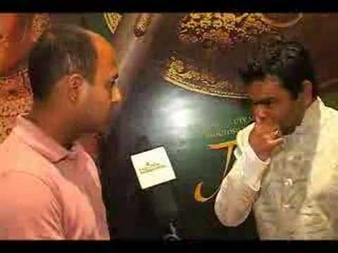 Music Maestro, A R Rehman speaks about Jodhaa-Akbar