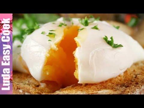 СУПЕР БЫСТРЫЙ ЗАВТРАК ЯЙЦО ПАШОТ ЗА 3 МИНУТЫ   3 Minute Breakfast Recipes