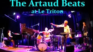 The Artaud Beats LOGOS CD launch