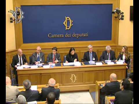 Roma - Un Centesimo per il Sociale - Conferenza stampa di Maurizio Bernardo (04.04.14)
