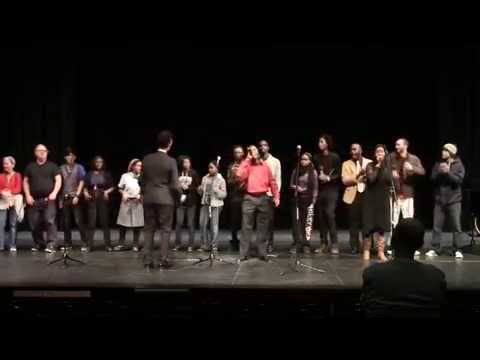 Community College of Philadelphia Christian W&M Alliance Love Concert- Finale