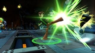 BEN 10: Omniverse - PS3 / X360 / Wii / Wii U / NDS / N3DS - Jump into the Omniverse (E3 2012)