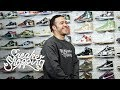 Pete Wentz Goes Sneaker Shopping With Complex -