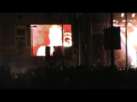 Manu Chao Live 15 Aug.2014 Stockholm.