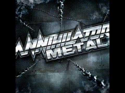 Annihilator - Army Of One Lyrics | MetroLyrics