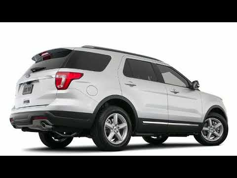 2018 Ford Explorer Video