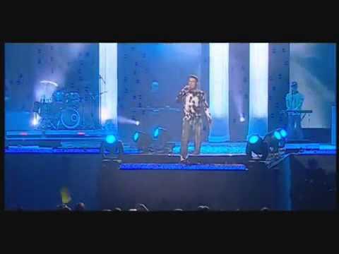 Yuri Shatunov - Russia Michael Jackson; Concert Moscow