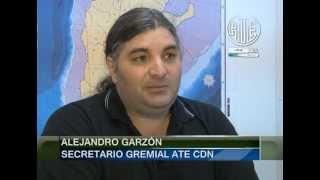 25-02-2013 PARO NACIONAL DE ATE