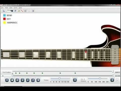 Canon Rock Complete Guitar Lesson Software