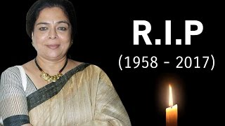 Reema Lagoo's DEATH leaves Bollywood in SHOCK