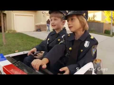 Sidewalk Cops 1 - Behind The Scenes
