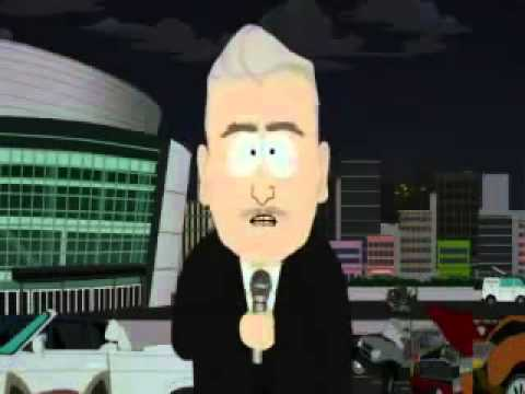 Justin Bieber dies in south park lol