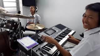 Vùng Lá Me Bay [Hòa Tấu  BOLERO] - Nhạc sống Phong Bảo