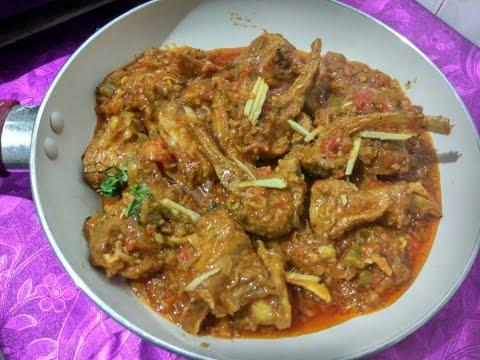 Mutton stew - wedding Style