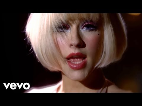 Christina Aguilera - I'm A Good Girl (burlesque) video