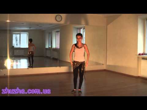 Видео как научиться восточным танцам дома