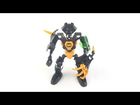 LEGO Hero Factory review: Stringer 3.0