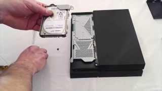 PS4 2TB Hard Drive Upgrade