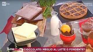 Cioccolato: meglio al latte o fondente? - TuttoChiaro  03/09/2019