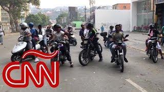 Así son los colectivos chavistas: CNN tuvo acceso exclusivo a sus líderes en Caracas