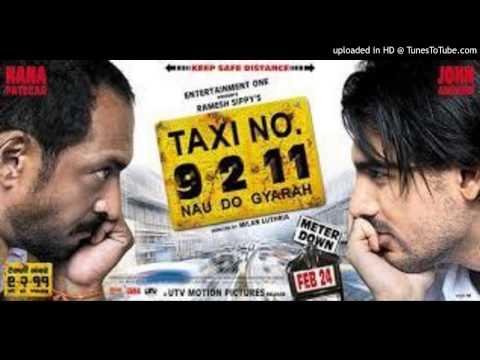 Ek nazar mein bhi pyar hota hai karaoke from Taxi No. 9211