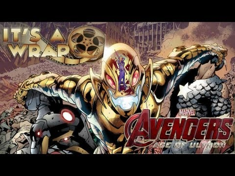 Avengers: Age of Ultron - It's A Wrap!