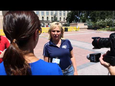 Governor Mary Fallin - ALS Ice Bucket Challenge