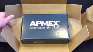 Surprise Gift from APMEX!!!!