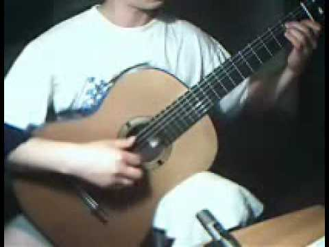 Estudio Brillante (Francisco Tarrega) 13th attempt
