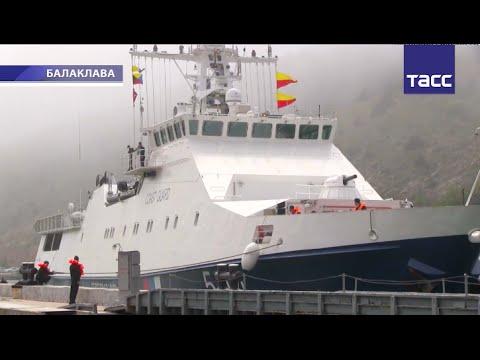 Погрануправление ФСБ в Крыму получило новый корабль
