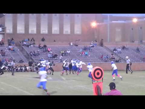 South asheboro middle school football