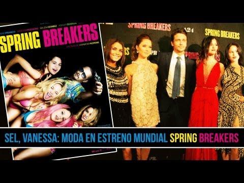 media spring breakers pelicula completa