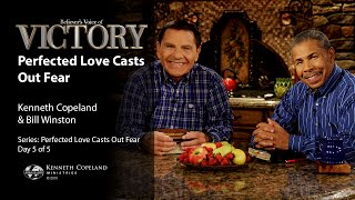 download lagu Perfected Love Casts Out Fear  Kenneth Copeland And gratis
