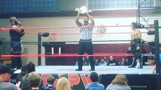 PAPW Championship Match - Adrian Vine vs. Marcel Williams (C) [Veteran Force] (5/19/18)