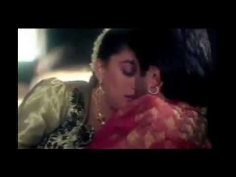 Anil Kapoor And Sexy Madhuri Dixit Hot Kissing Video video