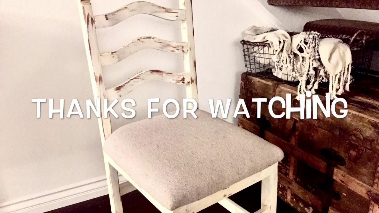 Black Wash Wood Furniture  SideTable Restyle  Salvaged