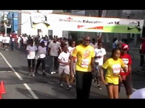 Grace Education Run 2012 - Finish  Part 3