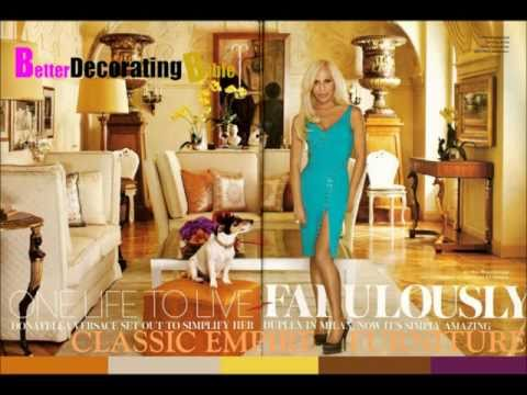 Celebrity Homes Pictures on Celebrity Homes Donatella Versace