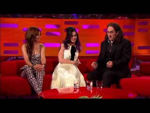 [FULL] Katy Perry,Cheryl Cole,Ross Noble - The Graham Norton Show 08/06/12 Part2
