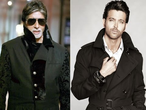 Robot Movie Sequel with Hrithik Roshan and Amitabh Bachchan |...