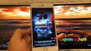 MLB Tap sports baseball 2018 Hack   How to get Unlimited Gold & Cash [ios/android]