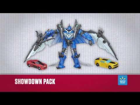 Transformers Designer Desk Showdown Collection