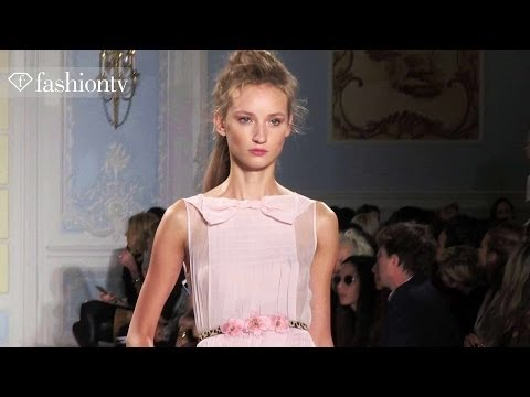 London Fashion Week Spring 2014 Review ft. Kate Moss, Cara Delevingne, Sienna Miller | FashionTV