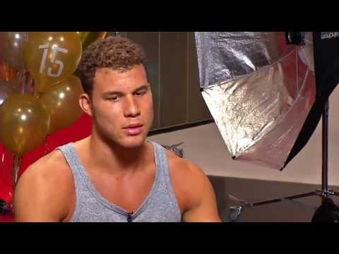 ESPN The Magazine Blake Griffin Conversation