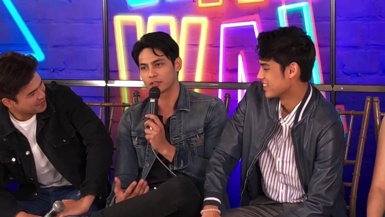 """KISSES, pang-Miss Universe ang sagot, sabi ni DONNY! How the """"WALWAL"""" Cast can relate to the movie"""
